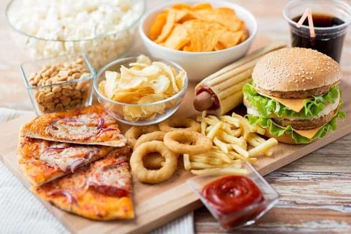nezdravé tuky