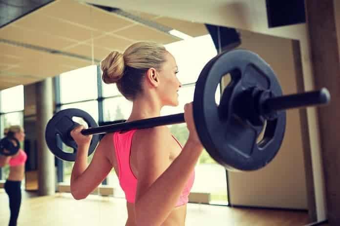 silové cvičenia