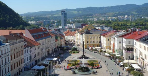 Chudnutie Banská Bystrica