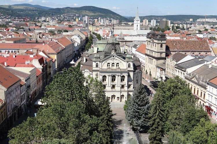 Chudnutie Košice