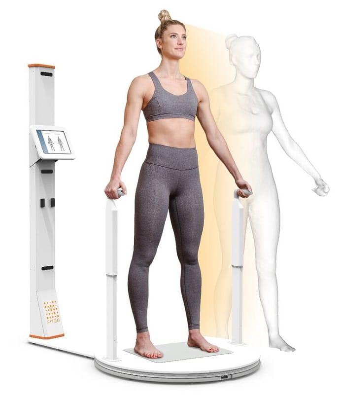 fit 3D skener