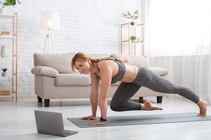 cvičenie online