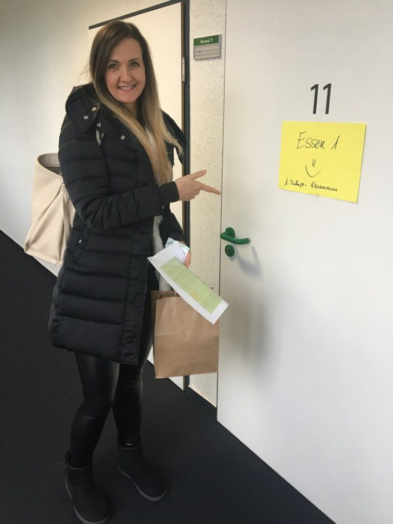 Zdenka Havettová - aktivity
