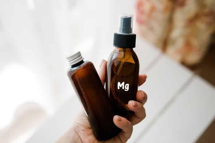 horčíkový olej - domáca výroba