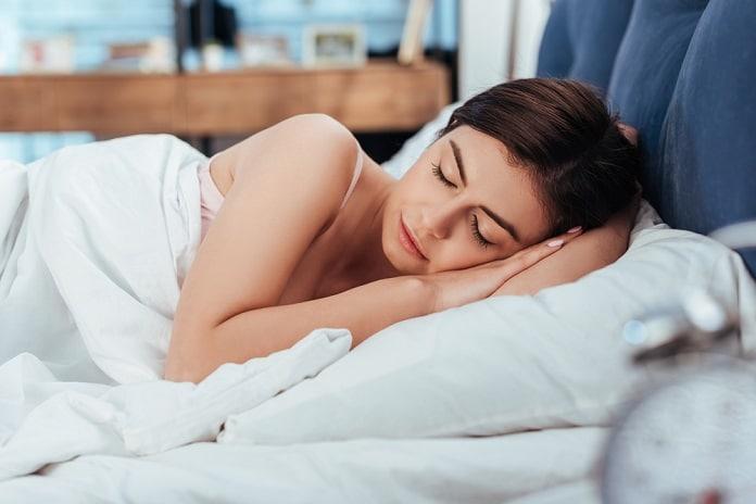 výdatný spánok