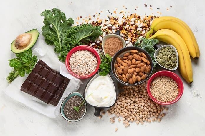 zdravé stravovanie - horčík