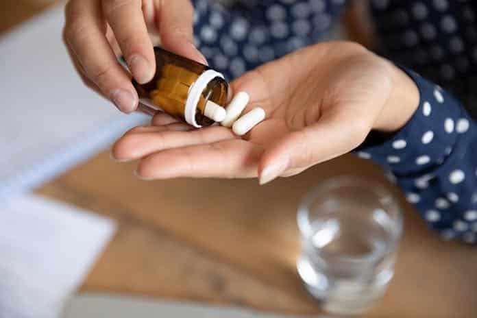 bisglycinát horečnatý - výživové doplnky