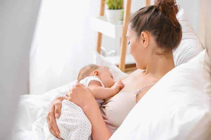zdravý vývoj dieťaťa